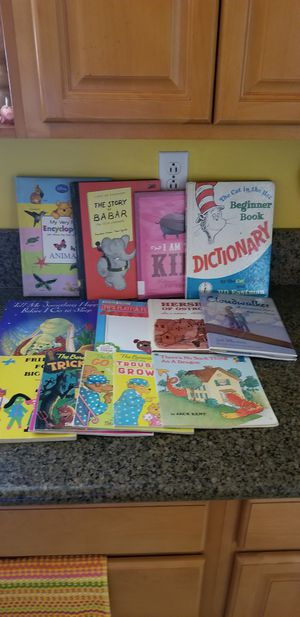 Children's books $10 for all for Sale in Sylmar, CA