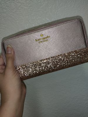 Rose Gold Wallet for Sale in Tempe, AZ
