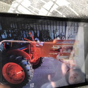 1943 Allis Chalmers Farm Tractor Excellent Condition for Sale in Phelan, CA