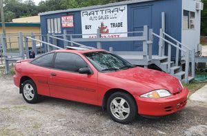 2002 Chevy cavalier for Sale in Tampa, FL