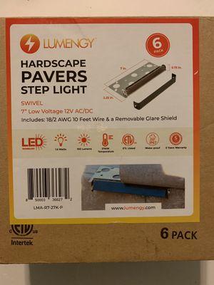 Lumengy Hardscape Pavers Step Lights for Sale in Stuart, FL