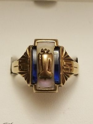 1941 GOLD GRADUATION RING for Sale in Fairfax, VA