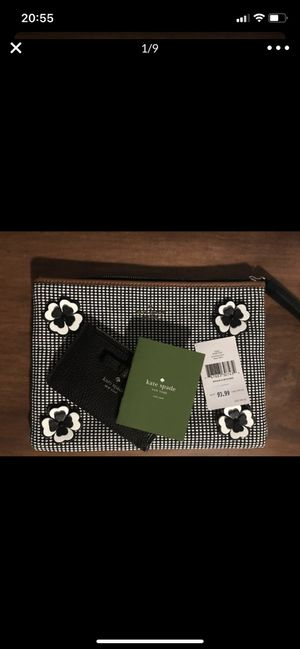 Kate Spade clutch and mini wallet for Sale in Westlake, OH