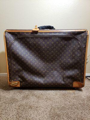 Vintage Authentic Louis Vuitton Pullman luggage bag LV louis prada gucci balenciaga dior nike for Sale in Las Vegas, NV