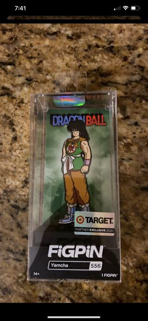 Dragonball Yamcha FigPin #556 Target Partner Exclusive 2020 for Sale in Sunrise, FL