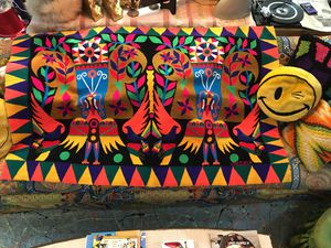 """Stunning Venezuelan Wall Hanging or rug 5'6 x 38"""" for Sale in LAUD LAKES, FL"""