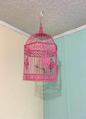 Bird cage -small for Sale in Grand Prairie, TX