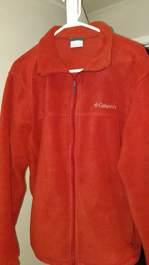 Columbia fleece jacket - Large for Sale in Ontario, CA