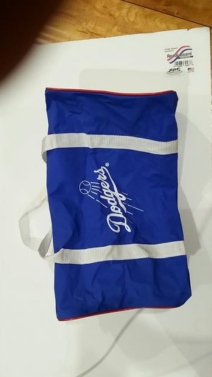 "New Dodgers Duffle Bag 16"" x 9"" for Sale in Glendale, CA"