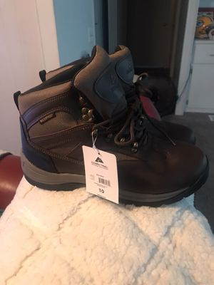 BRAND NEW MEN'S SIZE 10 OZARK HIKING BOOTS for Sale in Largo, FL