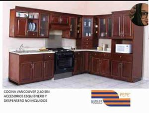 Brand new custom maple kitchen cabinets for Sale in South Gate, CA