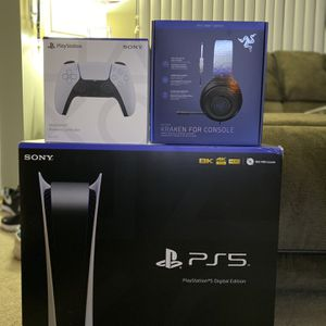 PS5 GameStop (Bundle Only) for Sale in South Brunswick Township, NJ