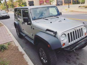 2008 wrangler Jeep for Sale in Atlanta, GA