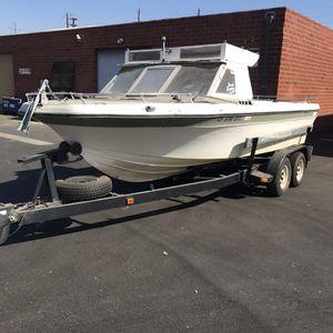 Boat And Trailer for Sale in Redondo Beach, CA