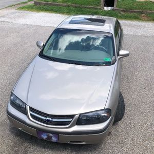 2003 Chevrolet Impala -Just Make An Offer for Sale in Parkersburg, WV