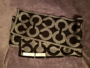 Coach scarf for Sale in London, OH