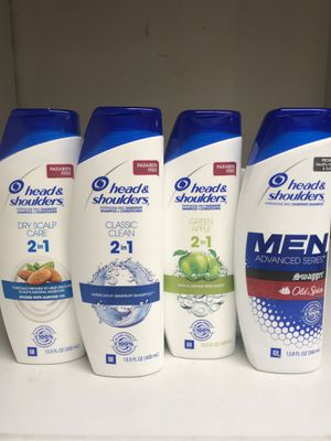HEAD & SHOULDERS 2 IN 1 4-FOR $16 for Sale in Redondo Beach, CA