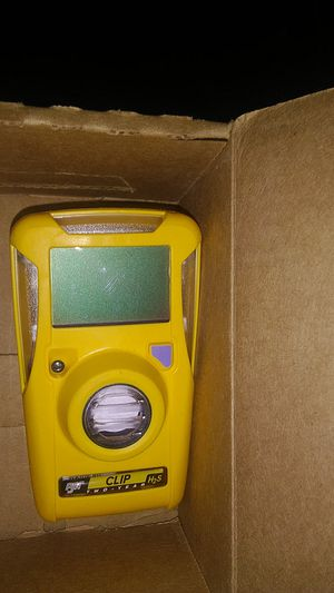 H2s monitor brand new 40 for Sale in San Angelo, TX