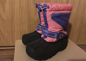 Thermolite winter weather girls snow boots big Kid 13 for Sale in Portland, OR