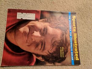 1969 sports illustrated Steve Owens for Sale in Corinth, ME