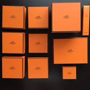 Authentic Hermès of Paris empty gift boxes and shopping bags for accessories in various sizes for Sale in Miami, FL
