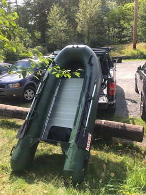 Aleko 10.5' inflatable fishing boat for Sale in Issaquah, WA