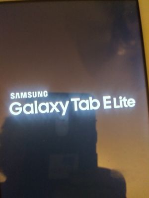 Galaxy tablet for Sale in Red Lion, PA