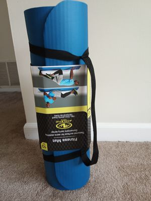 Yoga mat with best quality for Sale in Falls Church, VA