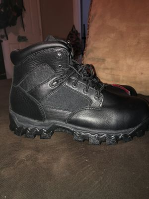 Alphaforce rocky waterproof Duty boot work boots for Sale in San Bernardino, CA
