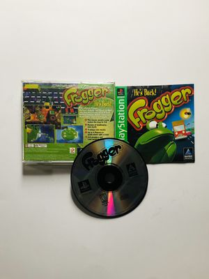 Frogger PlayStation 1 Ps1 for Sale in Long Beach, CA