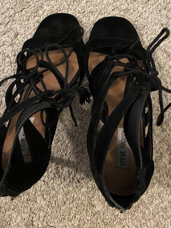 Steve Madden women's heels size 12