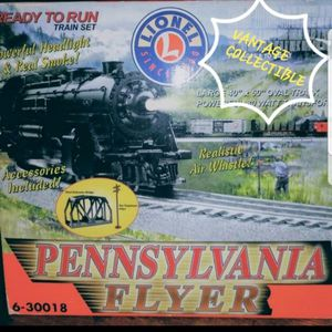 PENNSYLVANIA FLYER TRAIN SET.!!!! 😁🚂🚂🚂🚂 for Sale in Joint Base Andrews, MD