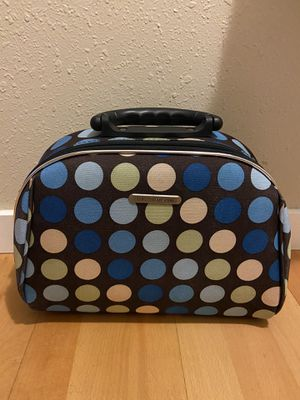 Luca Vergani travel make up bag for Sale in Snohomish, WA