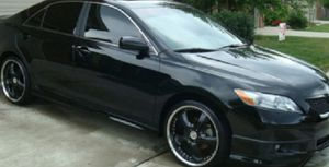 Urgent'2OO7 Toyota Camry SE Fully Loaded for Sale in Washington, DC