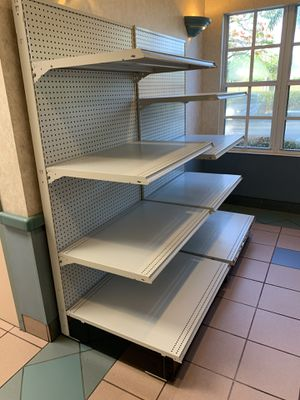 Metal shelves for Sale in Miami, FL