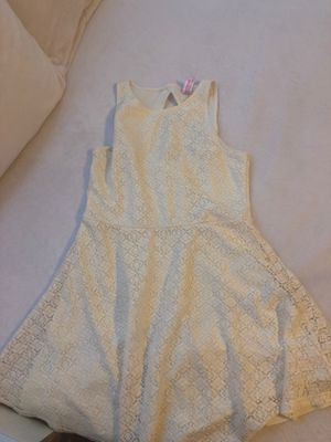 Off white lace dress for Sale in San Diego, CA