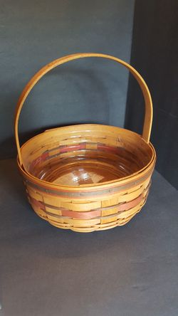 Longaberger Crisco Basket and protector for Sale in Shoreline,  WA