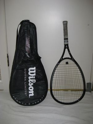 Two Wilson Tennis Rackets for Sale in MONTE VISTA, CA