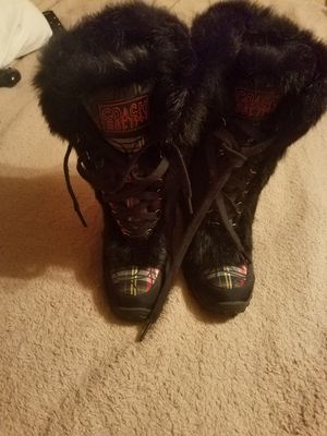 Coach Fur boots for Sale in Las Vegas, NV