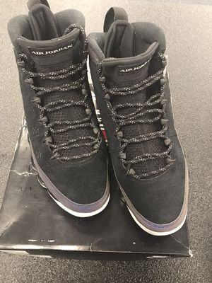 Jordan Retro 9 for Sale in Charlotte, NC