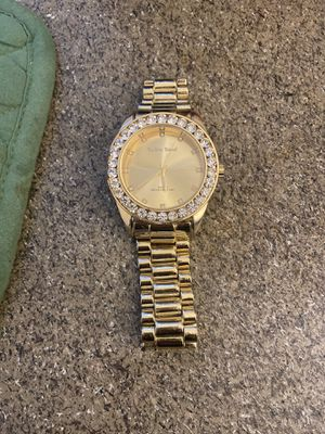 Gold watch for Sale in Irving, TX