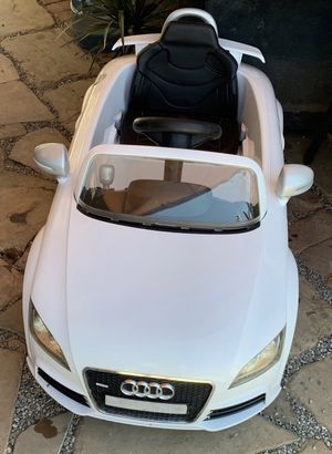 Audi Toy Car for Sale in Gilroy, CA