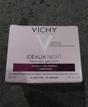 Vichy idealia night recovery gel balm for Sale in Seattle, WA