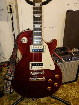 Epiphone Les Paul Traditional Pro Electric Guitar for Sale in Le Sueur, MN