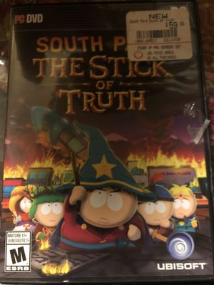 SOUTH PARK THE STICK OF TRUTH (PC) for Sale in Poway, CA