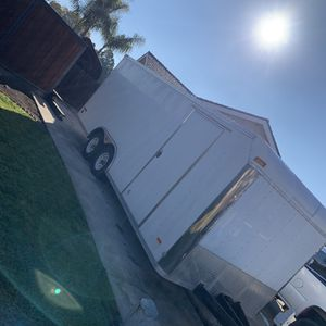 22 Foot Single Car enclosed Trailer for Sale in Brentwood, CA