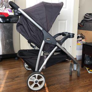 Chicco Viaro Stroller, Graphite for Sale in Pacifica, CA