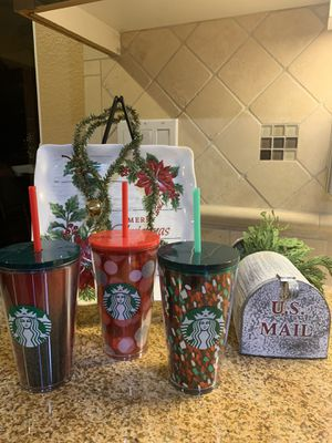 Starbucks cup for Sale in Temecula, CA