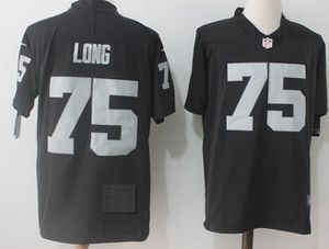 OAKLAND RAIDERS HOWIE LONG JERSEYS SIZE SM-3XL 100% STITCHED for Sale in Colton, CA
