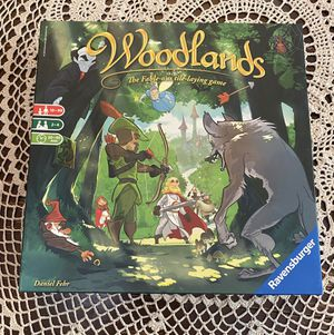 Woodlands - Board Game for Sale in Sacramento, CA